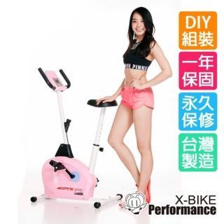 【Performance 台灣精品 X-BIKE】60200立式車 小綿羊(可放平板.手機)