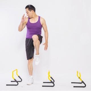 【FUN SPORT】敏捷性訓練器材-速度跨欄Adjustable hurdle(嚴選台製好品質)