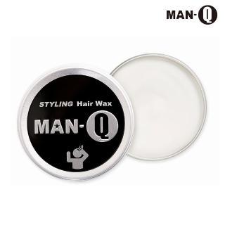 【MAN-Q】光澤造型髮蠟(60gx1入)