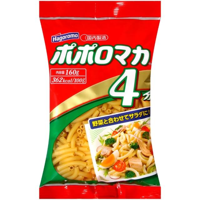 【Hagoromo】通心麵4分(160g)