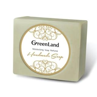 【GreenLand】燕麥保濕香水手工皂