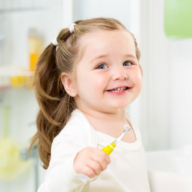 【SEAGO賽嘉】幼兒聲波電動牙刷(內附2刷頭★適合0-4歲★SG-902)