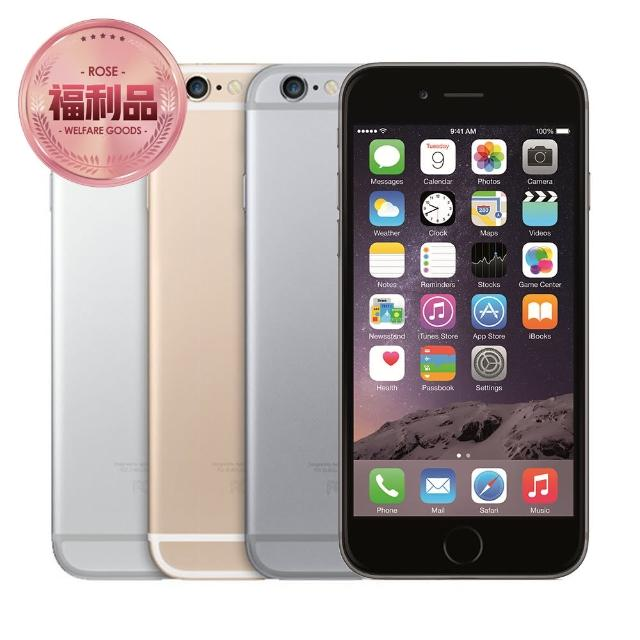 【Apple 福利品】iPhone 6 Plus 16GB 5.5吋智慧機(加送保護殼)