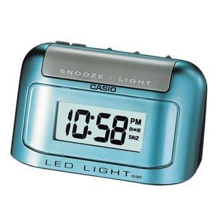 【CASIO】LED照明數位鬧鐘(DQ-582D-2)