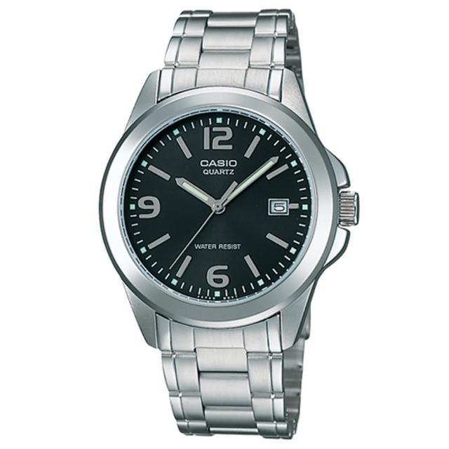 【CASIO】時尚新風格都會指針腕錶(MTP-1215A-1A)