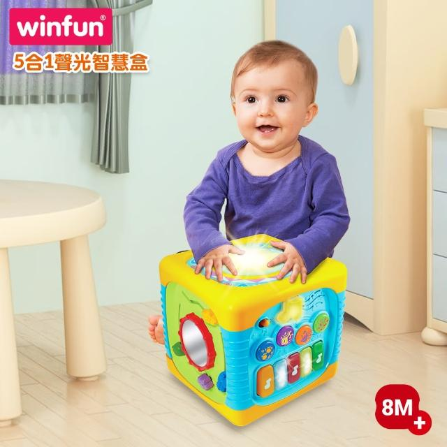 【WinFun】五合一音樂智慧盒