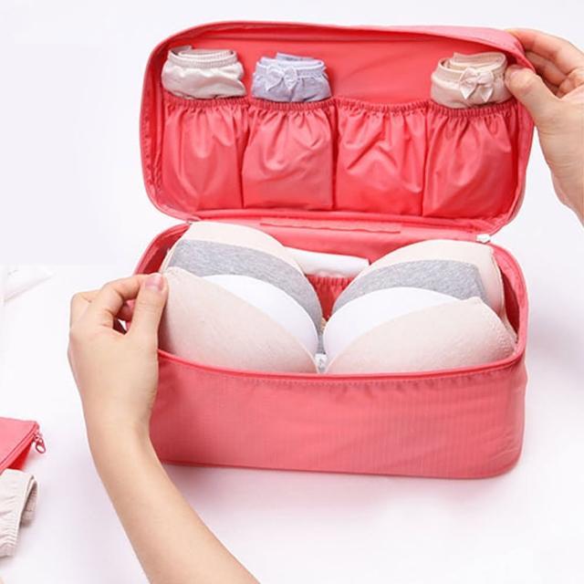 【JIDA】升級版旅遊內衣收納包(3色)