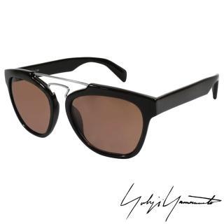 【Yohji Yamamoto 山本耀司】前衛時尚太陽眼鏡(-咖啡-YY5003-115)