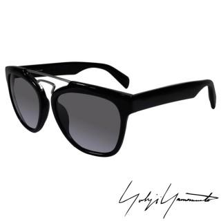 【Yohji Yamamoto 山本耀司】前衛時尚太陽眼鏡(灰-YY5003-019)