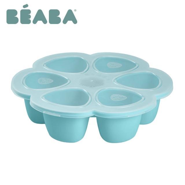 【奇哥】法國BEABA 副食品儲存格-小(藍)