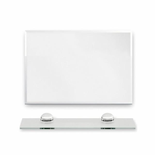 【HOMAX】W45X60H長方鏡(除霧明鏡)