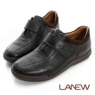 【LA NEW】飛彈 超輕量手縫休閒鞋(男28220168)