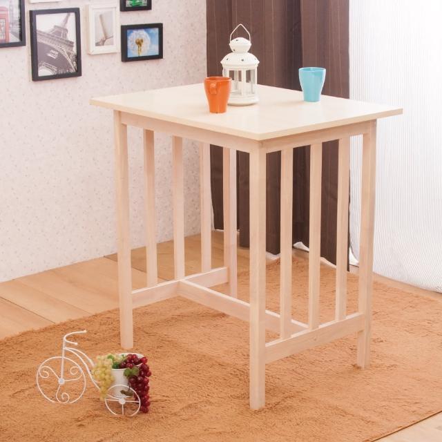 【AS】比德吧檯桌-80x60x87cm