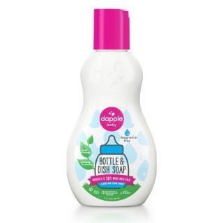 【dapple】奶瓶及餐具清潔液外出用(無香精)