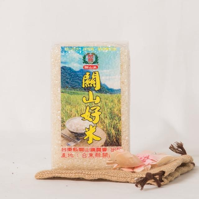 【關山鄉農會】好米(1kg/包)