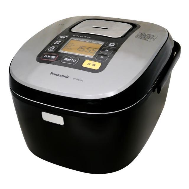 【國際牌】6人份IH微電腦電子鍋(SR-HB104)