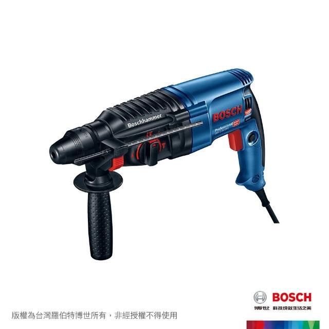 【BOSCH】2kg 免出力四溝三用鎚鑽(GBH 2-26 DRE)