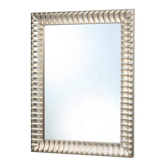 【HOMAX】HL27銀色藝術木框鏡