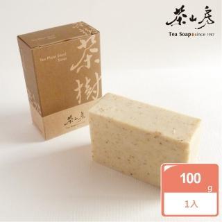 【茶山房手工皂】茶樹皂(Tea Plant Seed Soap)