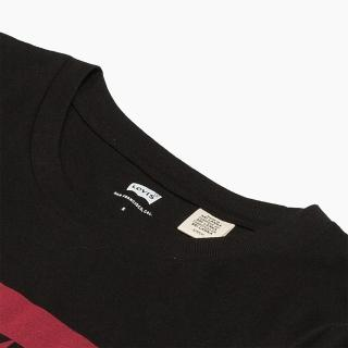 【LEVIS】女款 短袖T恤 / 經典Logo / 黑 延續款-人氣新品