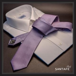 【SANTAFE】韓國進口中窄版7公分流行領帶 KT-128-1601007(韓國製)