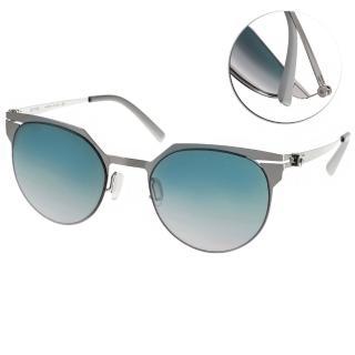 【VYCOZ 太陽眼鏡】薄鋼工藝個性經典款(銀#PEELER SUL-SILVER)