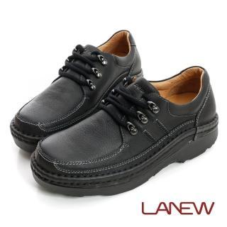 【La new】雙層加厚氣墊休閒鞋(男222015138)