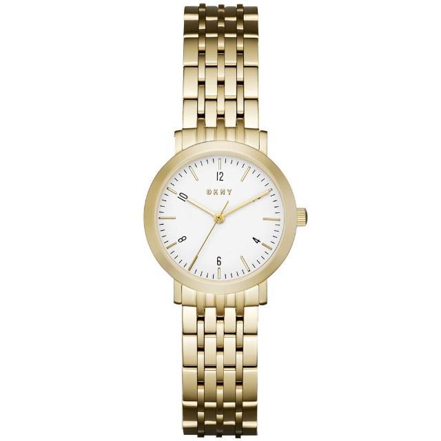 【DKNY】媞雅西施婉約時尚腕錶(NY2510)