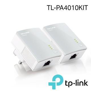 【TP-LINK】TL-PA4010KIT 500M 微型電力線網路橋接器