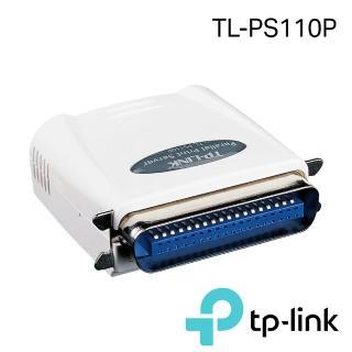 【TP-LINK】TL-PS110P 單一平行埠快速乙太網路列印伺服器