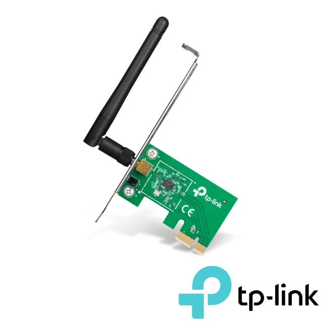【TP-LINK】TL-WN781ND 150Mbps 無線 PCI Express 網路卡