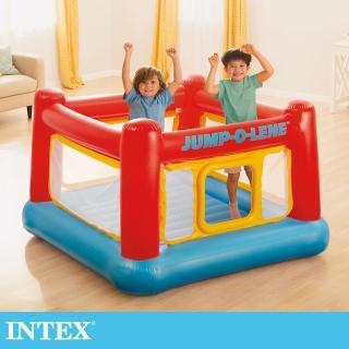 【INTEX】跳跳床-擂台 JUMP-O-LENE(寬174cm 48260)