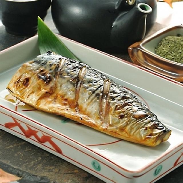 【買一送一 好神】台灣鮮凍鯖魚一夜干10片組(170g/片 共20片)