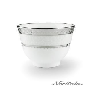 【NORITAKE】華麗年代茶杯(-銀)