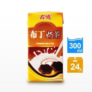 【古道】布丁奶茶300ml*24瓶