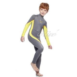 【聖手品牌】防曬.抗UV.防水母螫咬兒童連身水母衣(NO.A80412)