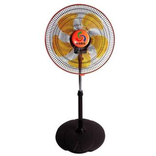 【金展輝】16吋超廣角多功能循環涼風扇(A-1611橘色)