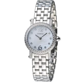 【Standel Luxury】詩丹麗 60週年紀念款 頂級真鑽系列(6S1604-121DS-WM)