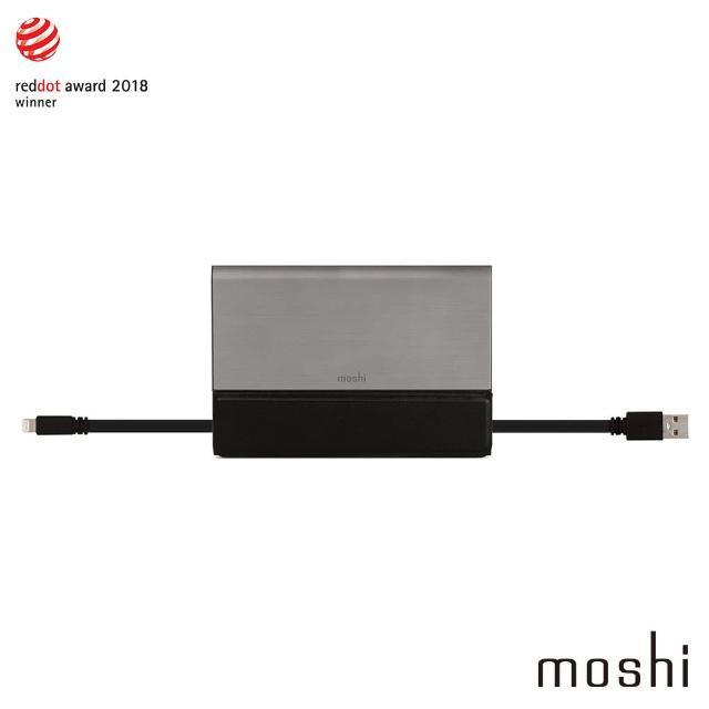 【Moshi】IonBank 5K 超容量鋁合金行動電源