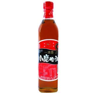 【金葫蘆】一滴香小磨香油500ml