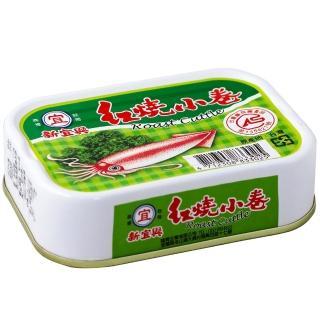 【新宜興】紅燒小卷100g*3