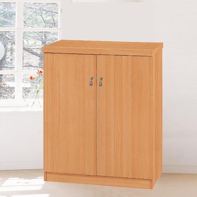 【時尚屋】沉穩2.5尺開門鞋櫃5U6-246-3三色可選(鞋櫃 玄關傢俱)