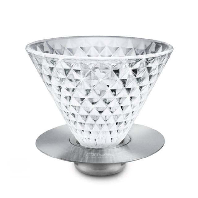 【Driver】鑽石濾杯(2-4cup)