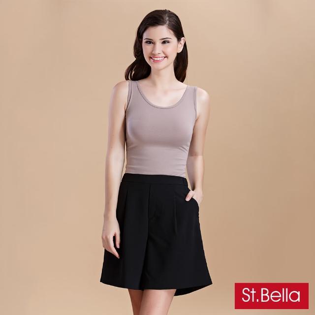 【St.Bella】專利塑腰 平腹 塑身背心(輕鬆恢復小蠻腰)