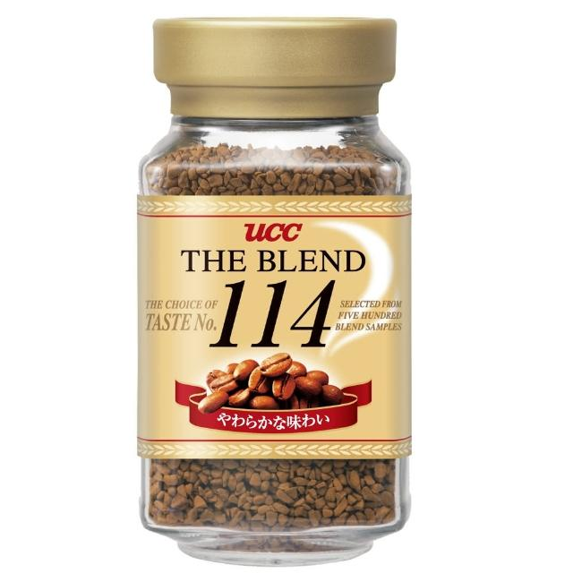 【UCC】114即溶咖啡 90g(日本經典熱賣款)