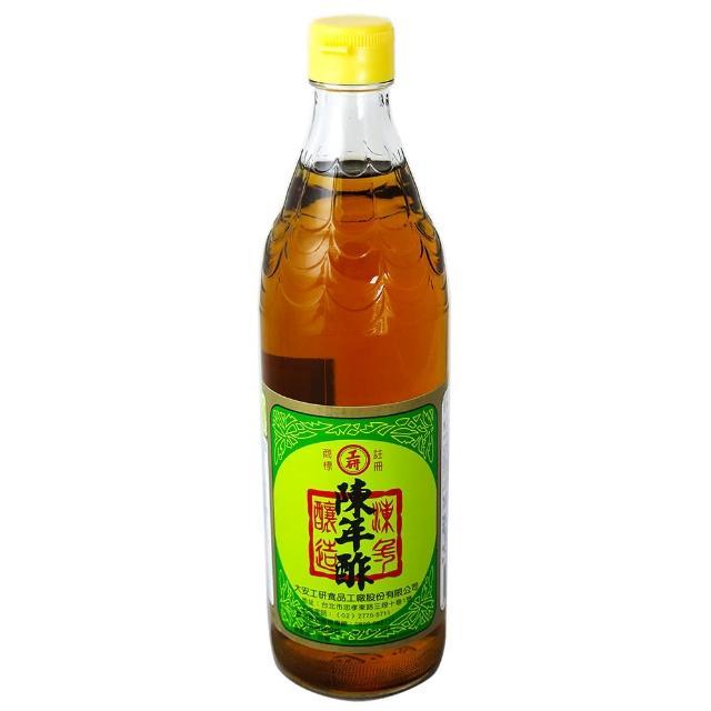 【工研】陳年醋600ml