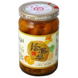 【江記】蔭鳳梨350g