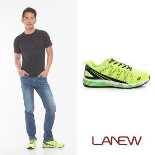 【La new outlet】輕量慢跑鞋(男60226107)
