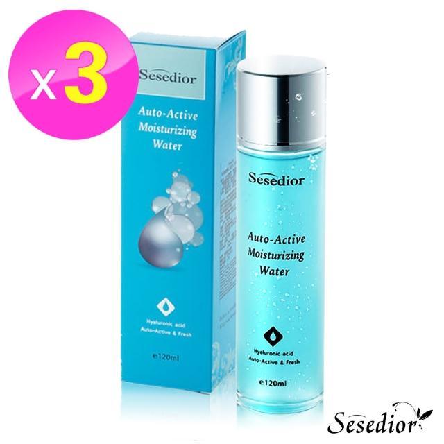 【Sesedior】水母膠原賦活保濕晶露化妝水3瓶