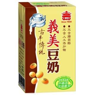 【義美】豆奶(250ml/24入/箱)